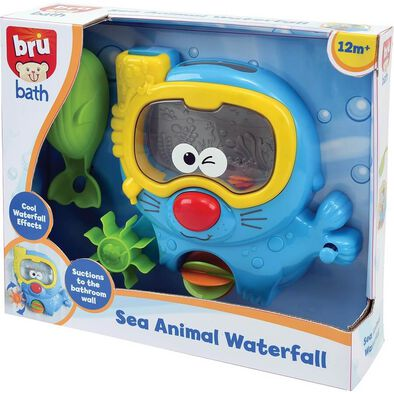 Bru Infant & Preschool 浴室玩水動物