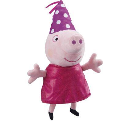 Peppa Pig粉紅豬小妹 音樂派對公仔
